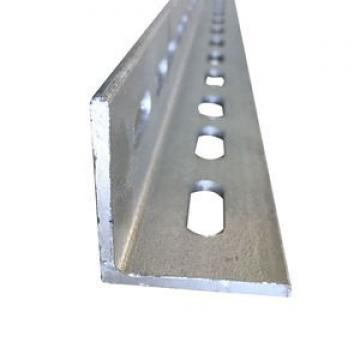 Punched Steel Angle Use for Making Storage Racks and Shelf