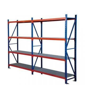 Alloy Carbon Q355b Hangar Store Usage Rack Shelving Constructed Steel Frame Godown