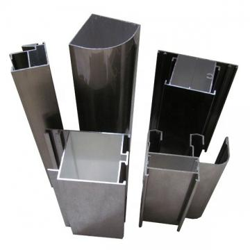Anti Scratch Aluminium Profile System / T Slot Extruded Aluminum Profiles