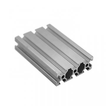 Customized 8 mm Slot Durable Industrial T Track Aluminum Profile