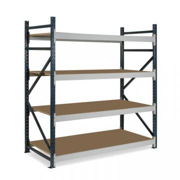 Stainless Steel Four Tier Standing Modular Shelving