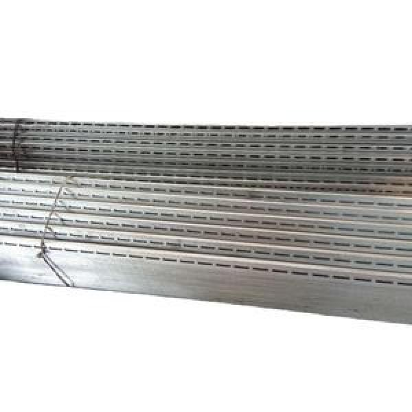 Best Factory Galvanized Slotted Angle Iron 316 304 Stainless Steel Angle Bar/Hot Rolled