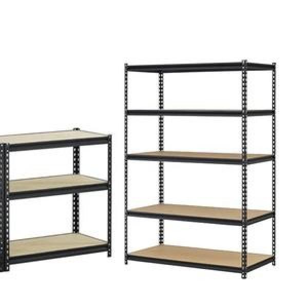 Long Span Medium Duty Shelving Steel Storage Racking for Warehouse