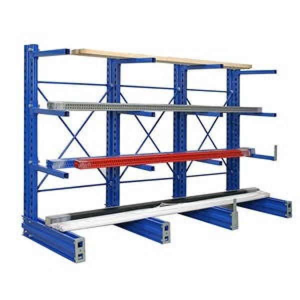 Single or Double Arm Heavy Duty Storage Steel Cantilever Rack