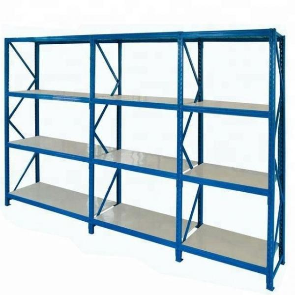 DIY Metal Closet Storage Organizer Garment Rack Heavy Duty Clothes Wardrobe Rolling Clothes Rack with Hanger Bar