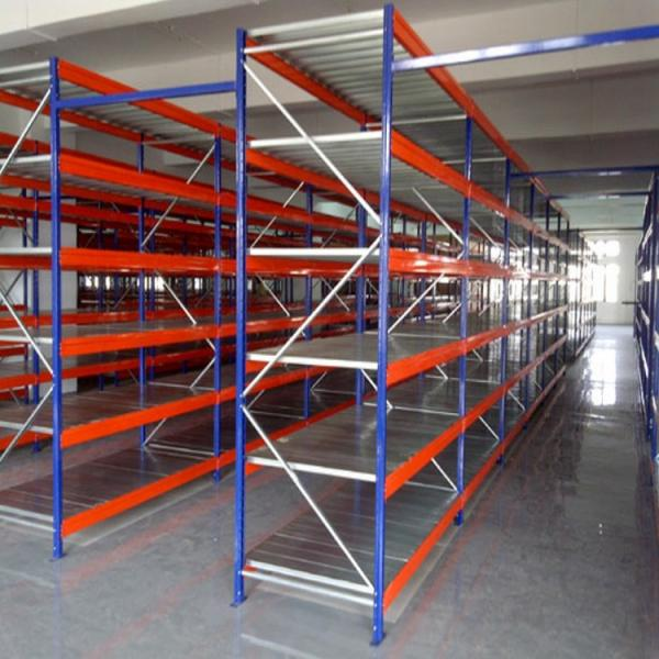 Heavy Duty Mezzanine Shelving for Industrial Warehouse Storage